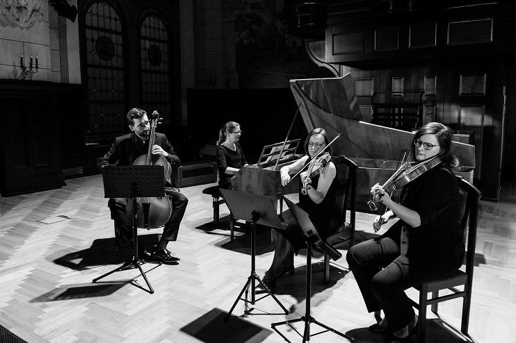 """klavieru kvartets """"Arte dei Suonatori Piano Quartet"""""""
