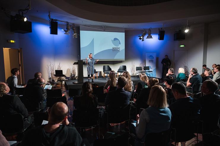 NordicBaltic Festival Platform konference