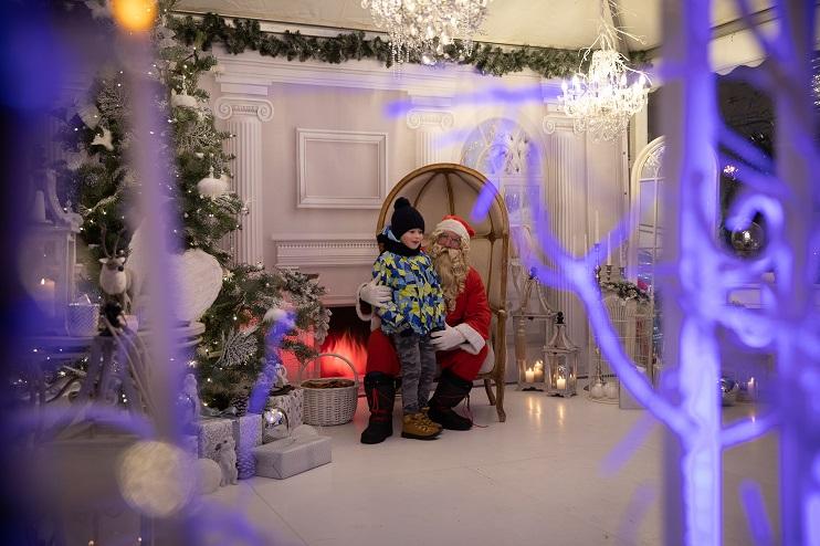 Ziemassvētku sajūtas Liepājā