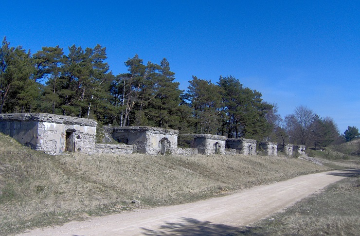 Ziemeļu forti