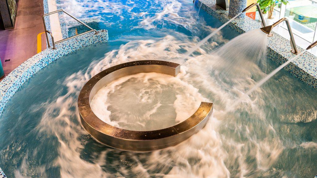 Burbuļojošs baseins