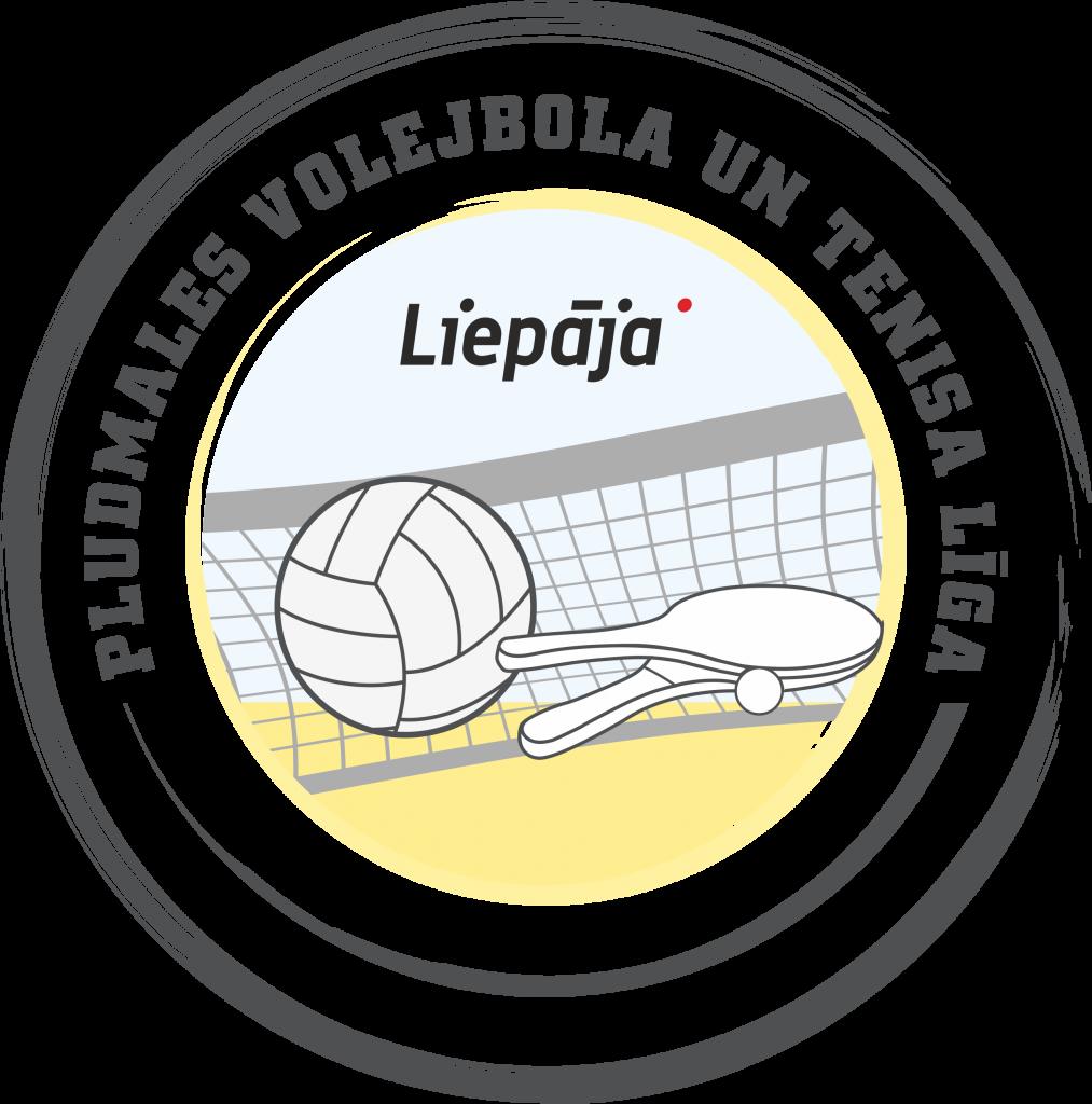 Pludmales līgas logo